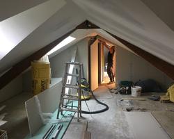 Faux plafond, plaque de plâtre - Toulouse