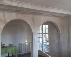 Plaque de plâtre - Toulouse